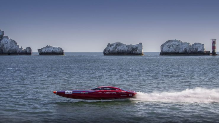 Powerboat Racing!